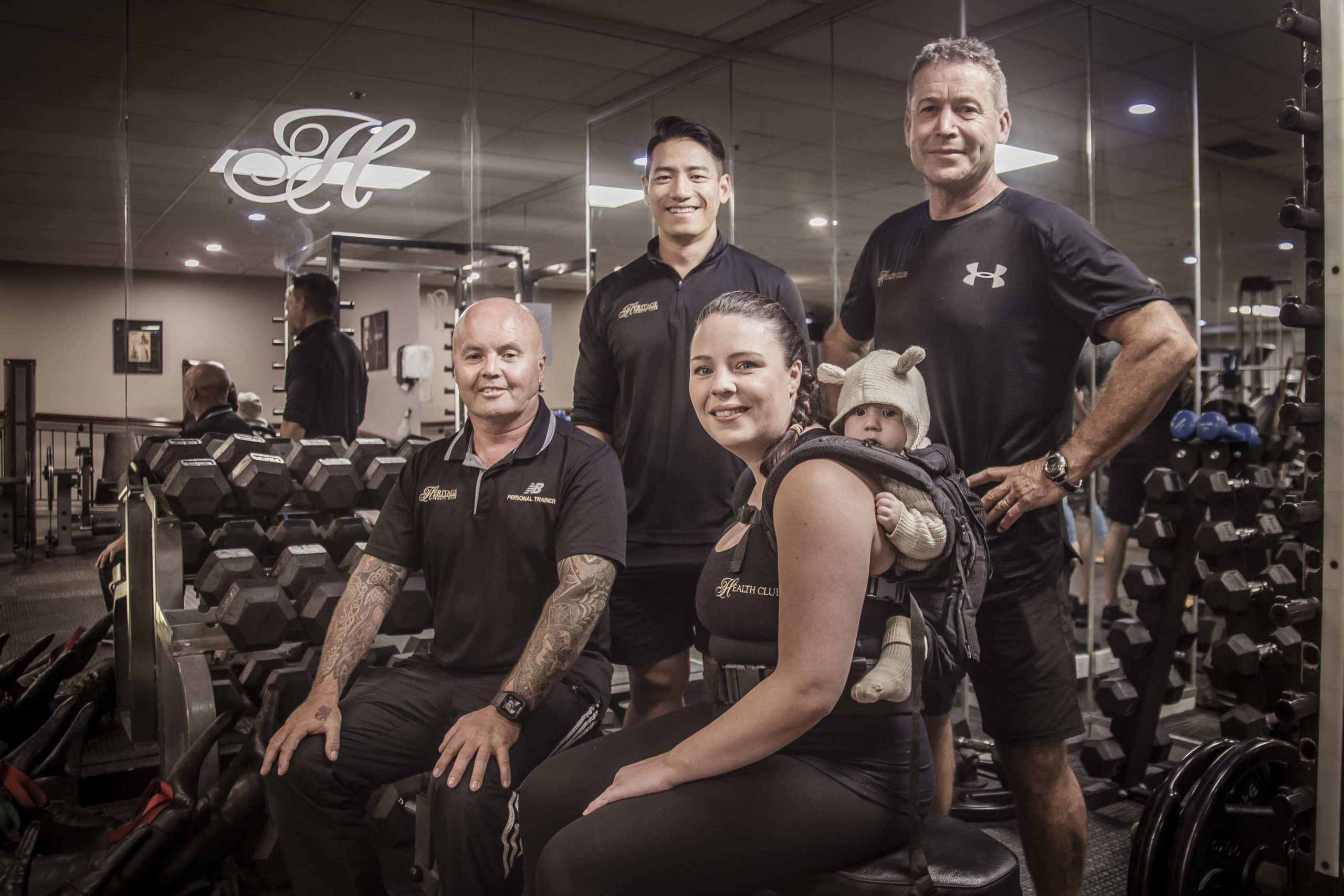 CHRISTCHURCH PERSONAL TRAINERS HELP YOU ACHIEVE YOUR HEALTH & FITNESS GOALS & ARE WITH YOU FOR EVERY STEP